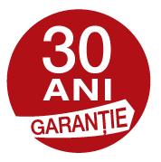 30 ani garantie